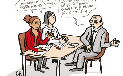 Protocole d'accord : Quand le Conseil d'État s'arrête à mi-chemin de l'égalité professionnelle Femmes-Hommes