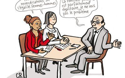 FEDERATION NATIONALE EQUIPEMENT ET ENVIRONNEMENT APRES CONSULTATION DE SES ORGANISATIONS ET SYNDIQUE.E.S LA CGT RATIFIE LE PROJET DE PROTOCOLE D'ACCORD MINISTÉRIEL SUR L'EGALITE ENTRE LES FEMMES ET LES HOMMES 2019-2022