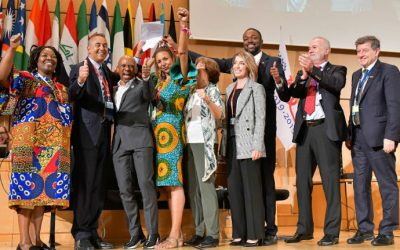 Le mouvement syndical mondial gagne l'adoption de la première norme internationale contre les violences et le harcèlement au travail
