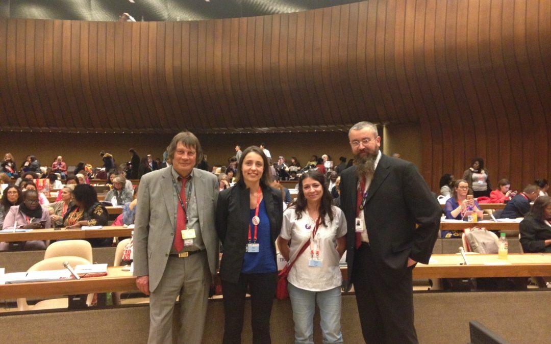 9 juin 2019: Nouveau round de négociation pour une norme violences à l'OIT !