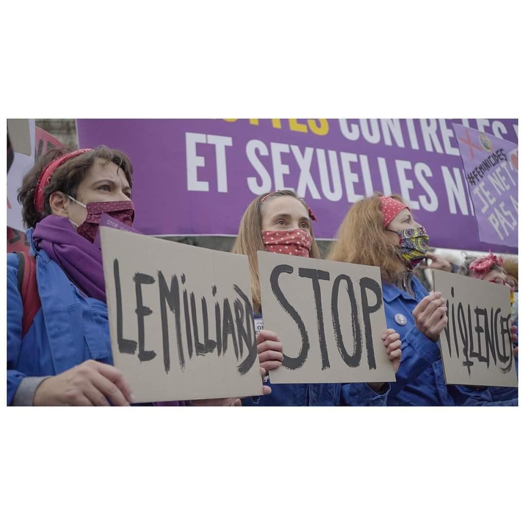 Lutte contre les violences sexistes et sexuelles