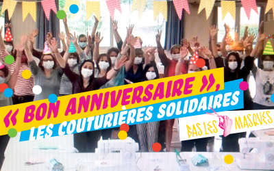 Bas les Masques, Le Webinaire! 30 mars 19h30